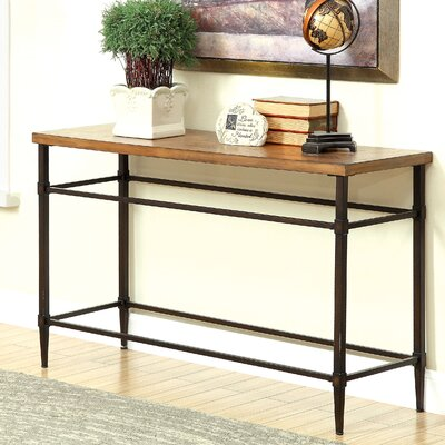 Three Posts Rocky Hill Console Table
