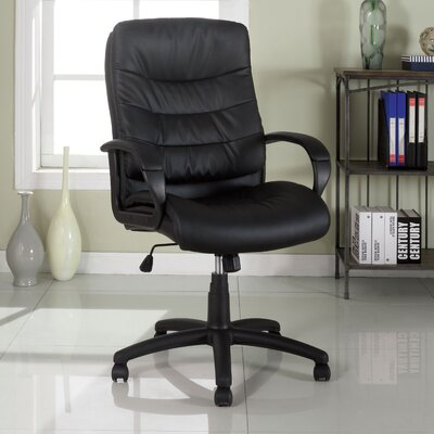 Red Barrel Studio Davisson High-Back Office Chair with Casters