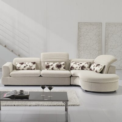 Hokku Designs Charlotte Sectional