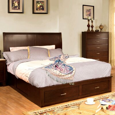 Alcott Hill Elkland Panel Bed