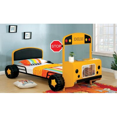 Zoomie Kids Albert Twin Car Bed