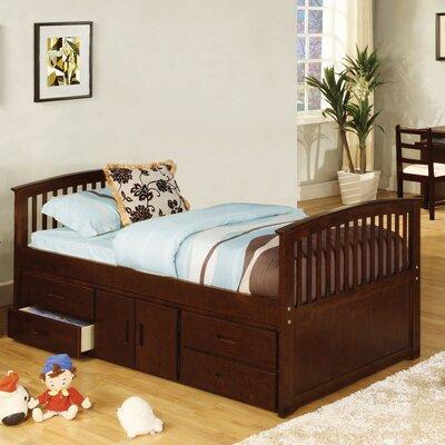 Viv + Rae Pamela Twin Slat Bed with Storage