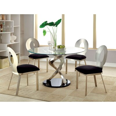 Hokku Designs Cannon 5 Piece Dining Set