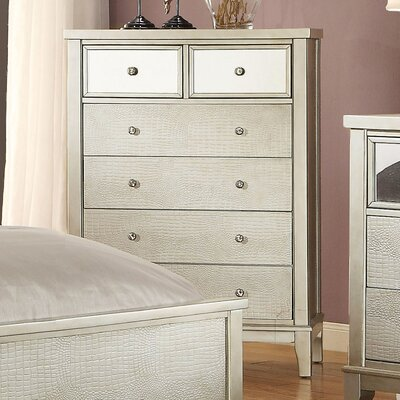 House of Hampton Ballantine 6 Drawer Chest