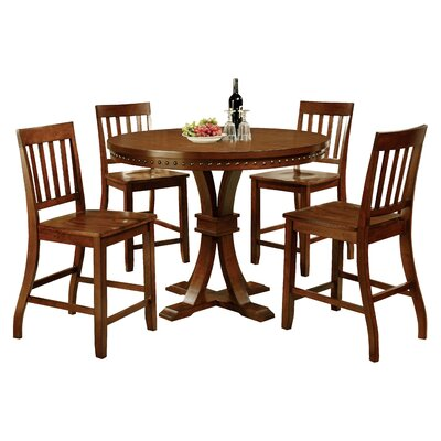 Hokku Designs Jared 5 Piece Dining Set