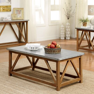 Laurel Foundry Modern Farmhouse Aspremont Coffee Table