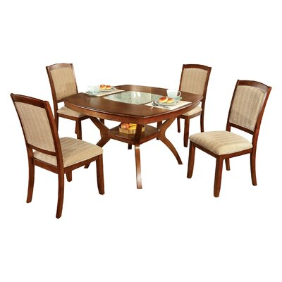 Hokku Designs Dixie 5 Piece Dining set