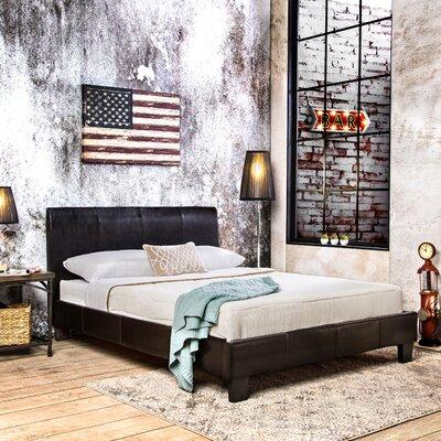 Brayden Studio Rita Upholstered Platform Bed