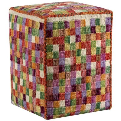Hokku Designs Small Box Cube Ottoman