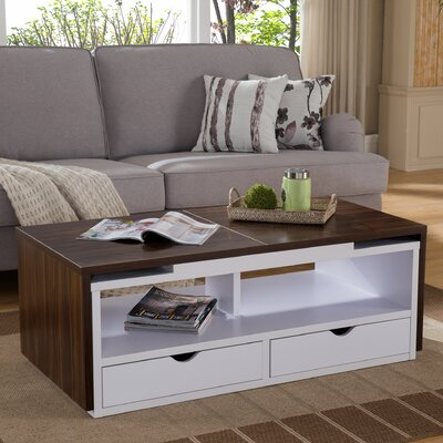 Brayden Studio Lisle Moby Coffee Table