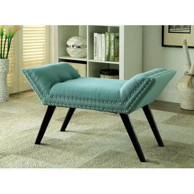 Hokku Designs Linden Upholstered Entryway Bench I