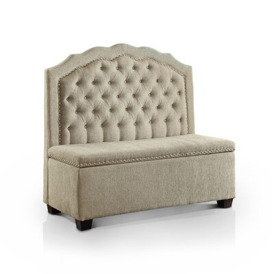 Hokku Designs Galatina Upholstered Storage Entryway Bench