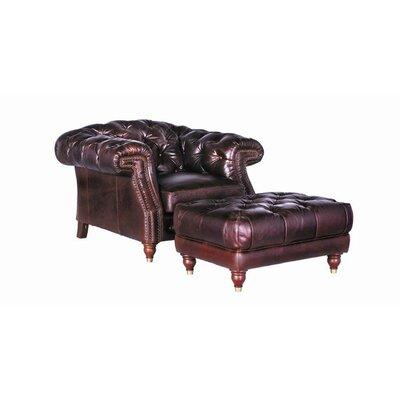 Moroni Darlington Leather Arm Chair