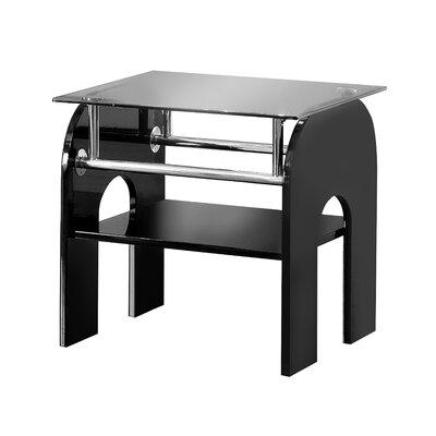 Hokku Designs Swooping End Table