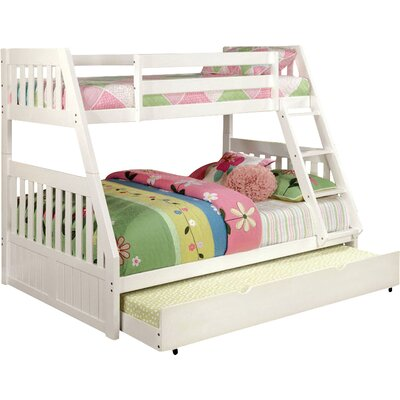 Hokku Designs Caitlyn Twin over Full Bunk Bed