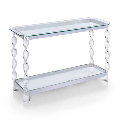 Mercer41 Dahlia Console Table