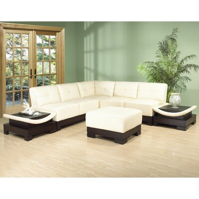 Hokku Designs Mirage Sectional