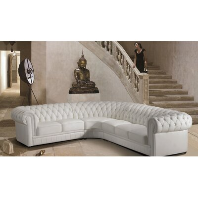 Hokku Designs Marseille Sectional