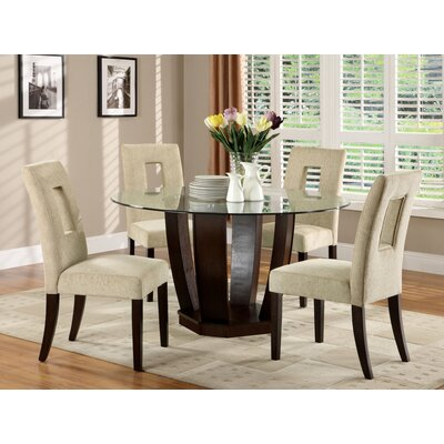 Hokku Designs Catina 5 Piece Dining Set