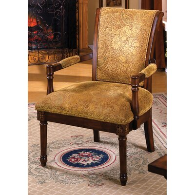 Hokku Designs Stockton Cotton Arm Chair