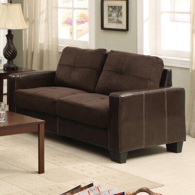 Hokku designs townsend loveseat reviews for Hokku designs living room furniture