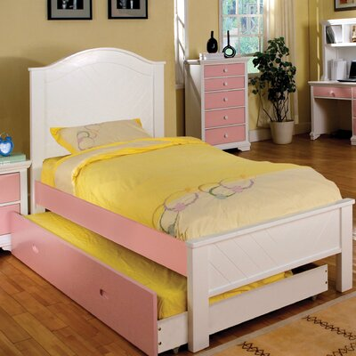 Hokku Designs Aila Twin Panel Bed