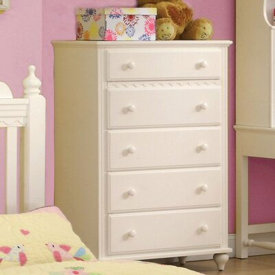 Hokku Designs Kylie 5-Drawer Chest
