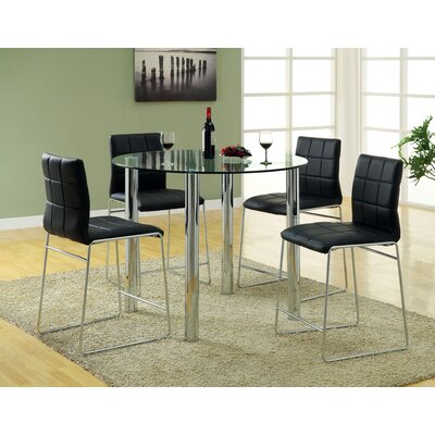 Hokku Designs Narbo 5 Piece Counter Heigh..