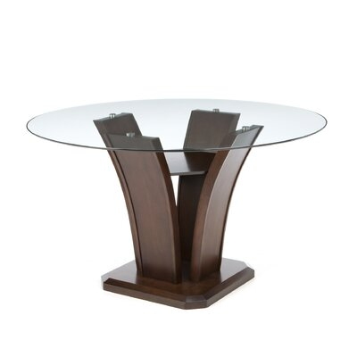 Hokku Designs Upton Round Dining Table