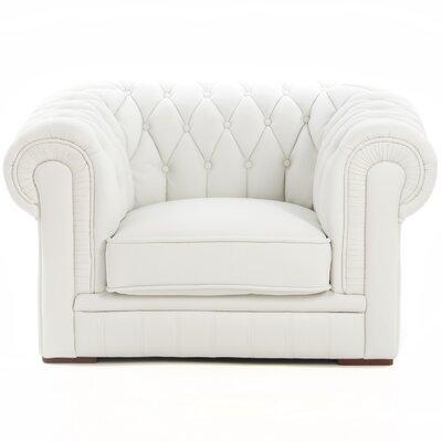 Wade Logan Lamar Leather Club Chair