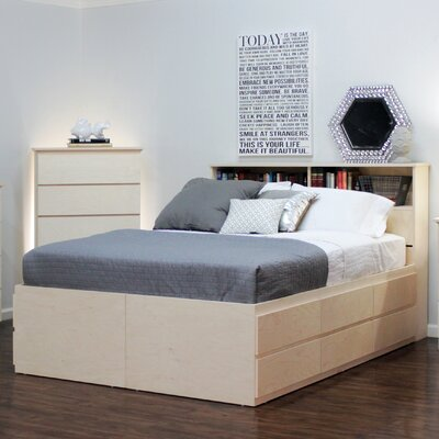 Gothic Furniture Platform Bed