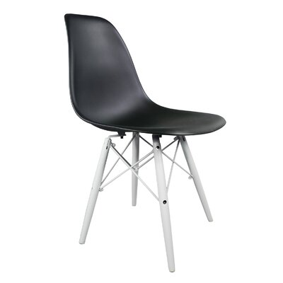 eModern Decor Slope Side Chair