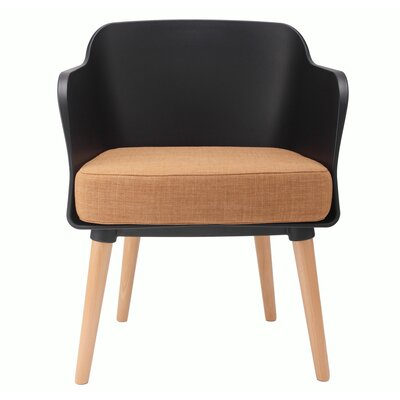eModern Decor Cali Modern Accent Armchair