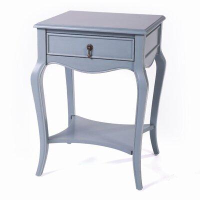 HeatherBrooke Furniture Bl End Table