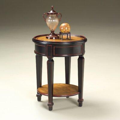 HeatherBrooke Furniture Circular End Table