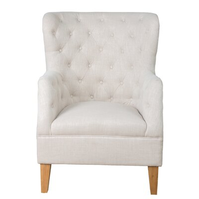 Kosas Home Erin Tufted Armchair