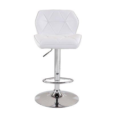 Creative Furniture Adjustable Height Swivel Bar Stool (Set of 2)
