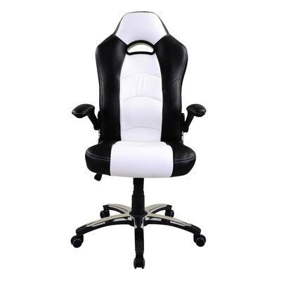 Creative Furniture Racer High-Back Executive Chair with Arm