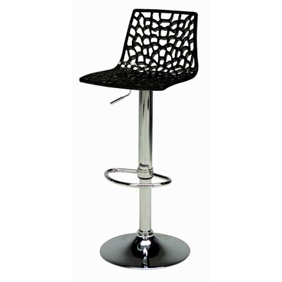 Creative Furniture Spider Adjustable Height Swivel Bar Stool (Set of 2)