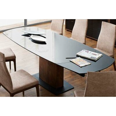 Latitude Run Malinda 9 Piece Dining Set
