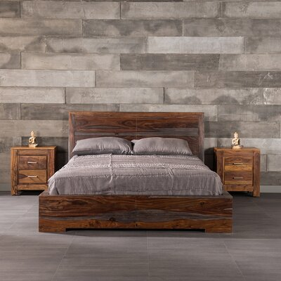 Artemano Romy Panel Customizable Bedroom Set