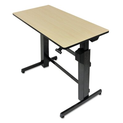 Ergotron WorkFit D Height Adjustable Desk