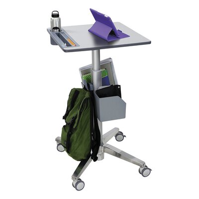Ergotron Standing Desk with Adjustable Learn Fit