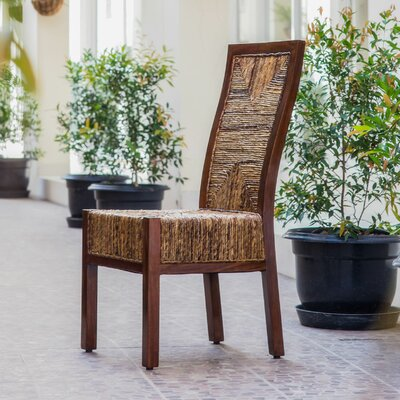 International Caravan Bali Dining Side Chair (Se..