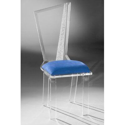 Muniz Hollywood Acrylic Side Chair