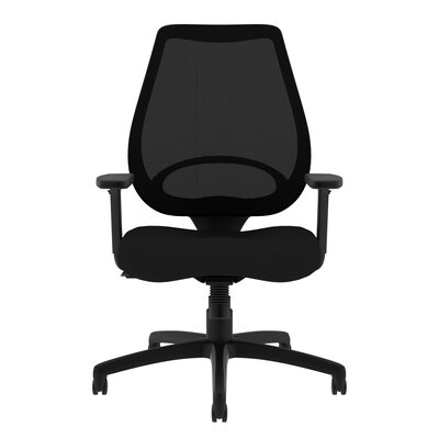 Compel Office Furniture Moda Mesh Task Chair with Arms