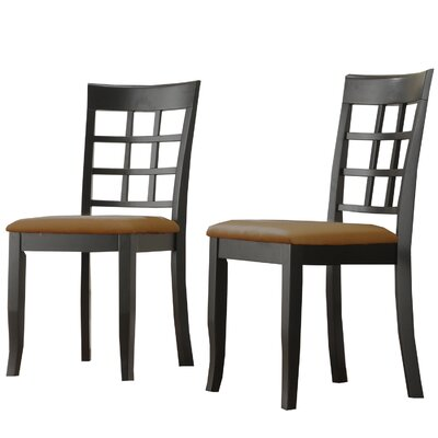 Kingstown Home Jeannette Side Chair (Set of 2)