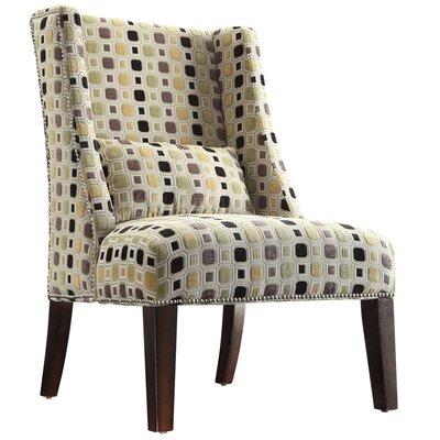 Mercury Row Blackshire Wingback Chair