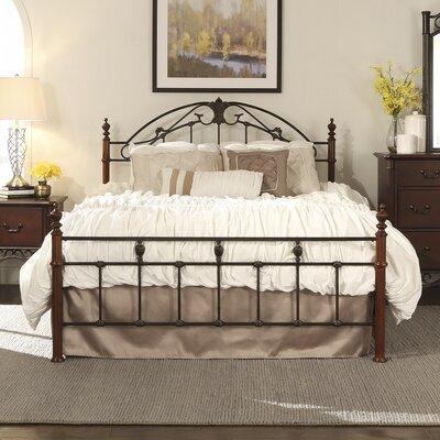 Three Posts Wedgewood Panel Bed