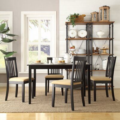 Kingstown Home Jessica 5 Piece Dining Set